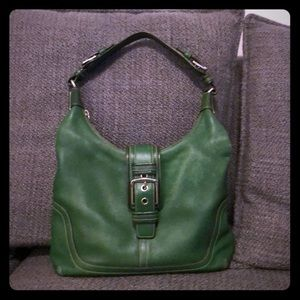 Coach Vintage small hobo❤️ Rare 🎉SALE today🎉